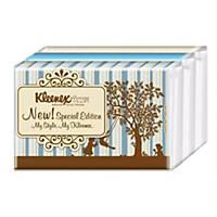 Kleenex Vintage Soft Pack 50 Sheets 2 PLY - Pack of 3