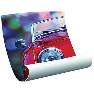 Rotolo carta plotter Favini patinata bianca 120 g/mq 91,4 cm x 30 m