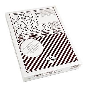 Carta lucida satinata Canson A4 90/95 g/mq - risma 500