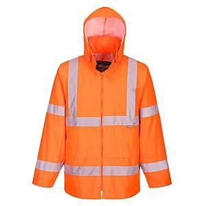 Portwest H440 regenjas, hi-viz oranje, maat XS, per stuk
