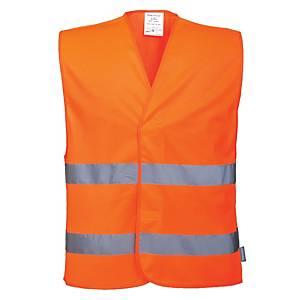 Veste fluo Portwest C474, orange hi-viz, taille SL/ XL, la pièce