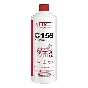 Płyn do mycia powierzchni sanitarnych oraz SPA VOIGT C159 Oxy 1 l