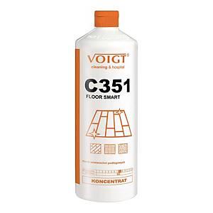Płyn do podłóg z właściwościami antypoślizgowymi VOIGT C351 Floor Smart 1 l