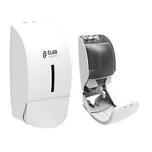 Dispensador de gel hidroalcoólico - automático - 0,9 L