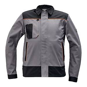 Bluza robocza CERVA Cremorne, szara, rozmiar 46