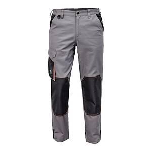 Spodnie robocze CERVA Cremorne, szare, rozmiar 46