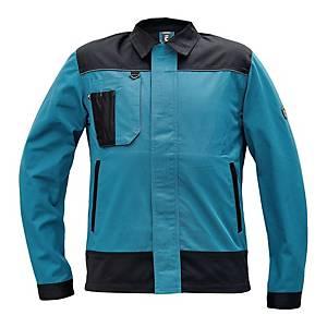 Bluza robocza CERVA Cremorne, morska, rozmiar 64