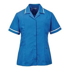 Tunika damska PORTWEST LW20, niebieska, rozmiar XS