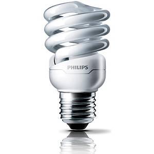 Philips Tornado Fluorescent Bulb 12W E27 6500K Daylight
