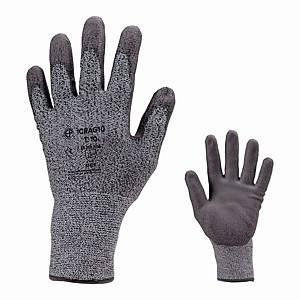 Rękawice antyprzecięciowe COVERGUARD 1CRAG, rozmiar 8, para