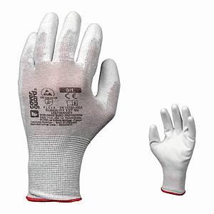 Rękawice antyelektrostatyczne COVERGUARD 1EST90, rozmiar 7, para