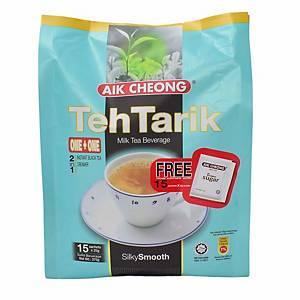Aik Cheong Teh Tarik No Sugar 25G - Pack of 15