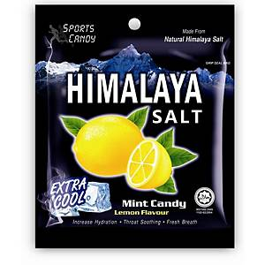 Himalaya Salt Sport Candy Extra Cool - Pack of 12x15g