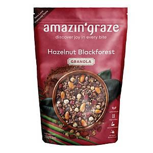 Amazin  Graze Hazelnut Blackforest Granola 250g