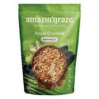 Amazin  Graze Apple Crumble Granola 250g