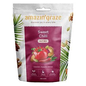 Amazin  Graze Sweet Chilli Nut Mix 100g