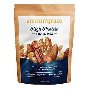 Amazin  Graze High Protein Trail Mix 130g