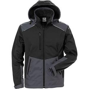 Softshell hiver Fristads dynamic 4060, noir/gris, taille M, la pièce