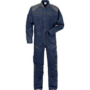 FRISTADS 8555 COVERALL NAVY/GREY 4XL