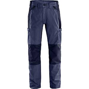 FRISTADS 2540 TROUSERS LWR NAVY/BLUE 60
