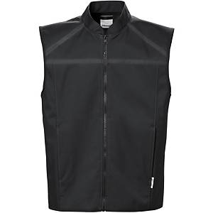 Bodywarmer softshell Fristads Fusion 4559, noir, taille 2XL, la pièce