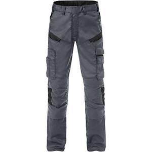 Pantalon de service Fristads Fusion 2555, gris/noir, taille 46, la pièce
