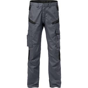 Pantalon de service Fristads Fusion 2552, gris/noir, taille 46, la pièce
