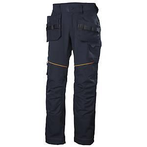 Pantalon Helly Hansen Chelsea evolution, bleu marine, taille 56, la pièce