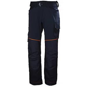 Pantalon de travail Helly Hansen Chelsea evolution, bleu marine, 54, la pièce