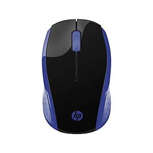 HP 200 Wireless Mouse - Blue