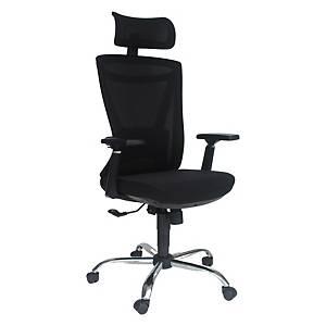 Artrich Art-880HB Mesh High Back Chair Black