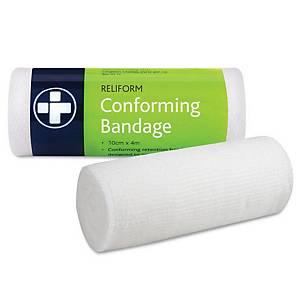 Reliform 433 Conforming Bandage 10cmx4m
