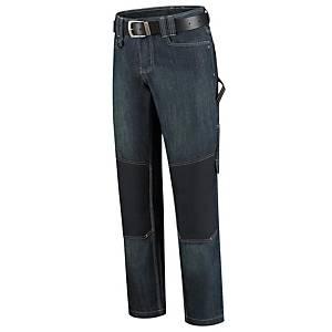 Pantalon de travail en jean Tricrop 502005, longueur 30, taille 31, la pièce
