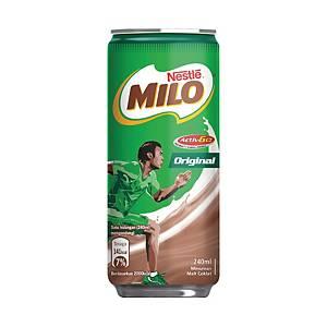 Nestle Milo Origin Drink Can 240ml - Pack of 6