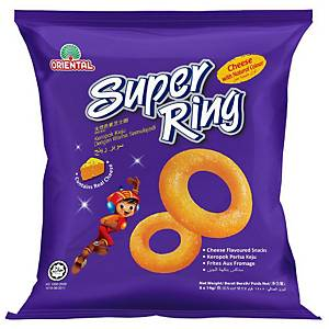 Super Ring Cheese Party Pack - Pack of 8x14g