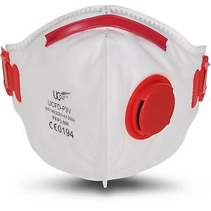 Ultimate UCFD-P3V FFP3 Mask - Box of 10