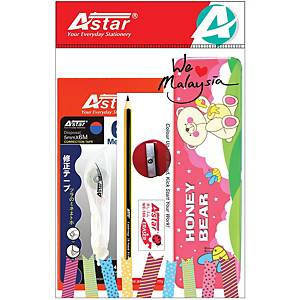 Astar Stationery Set Value Pack