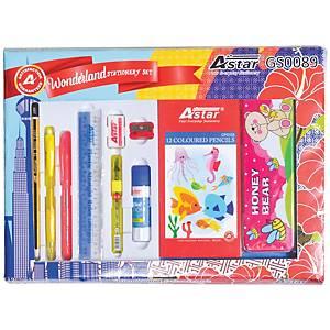 Astar Genius Stationery Set