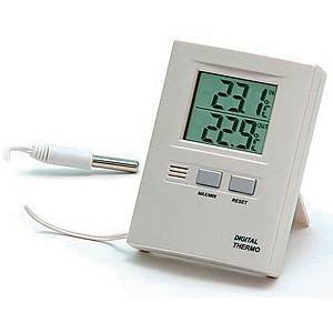 Lämpömittari 210 tarkistettu