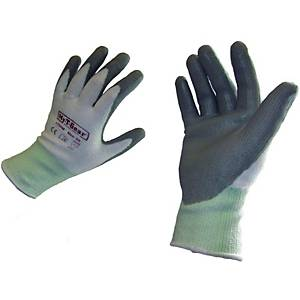 Gants anti-coupures My-T-Gear Glovcut 850, revêtement PU, taille 6, 12 paires