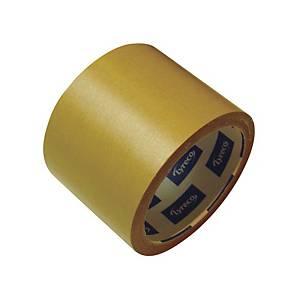 Lyreco Paper Packaging Tape 3  x 16yd Brown