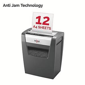 Rexel Momentum X312 Cross Cut Paper Shredder