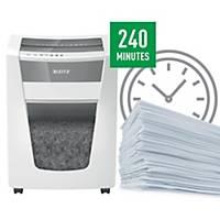 Leitz IQ Office Pro Paper Shredder P6 +