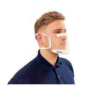 Disposable Face Mask Clear