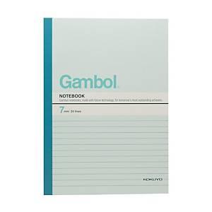 Gambol G5807 筆記簿 混色 A5 - 每本80張紙