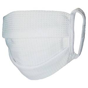 Masque barrière enfant à usage non sanitaire UNS1 en tissu - la boite de 100