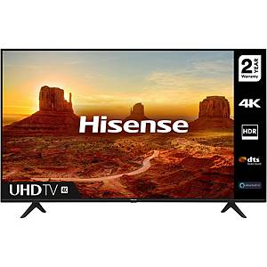 HISENSE 43A7100FTUK SMART 4K U/HD TV 43