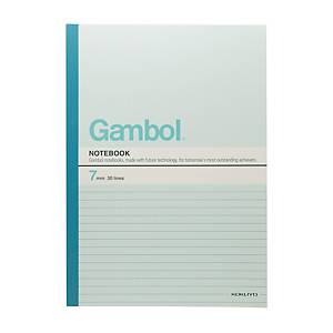 Gambol G6507 Notebook Assorted Colour B5 - 50 Sheets