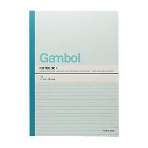 Gambol G6507 筆記簿 混色 B5 - 每本50張紙