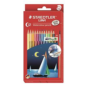 STAEDTLER Luna 137 Color Pencil Long - Box of 12